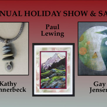 Annual Holiday Sale – Paul Lewing